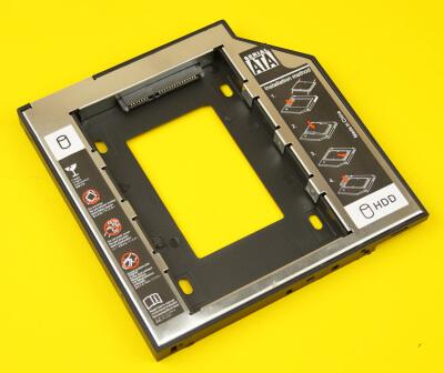 Салазки (оптибей) к HDD/SSD