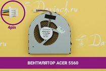 Вентилятор (кулер) для ноутбука Acer Aspire 5560   040093