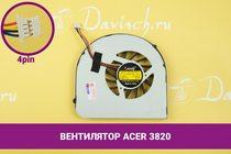 Вентилятор (кулер) для ноутбука Acer Aspire 3820 | 049170
