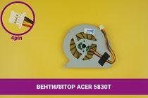 Вентилятор (кулер) для ноутбука Acer Aspire 5830TG | 049200