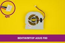 Вентилятор (кулер) для ноутбука Asus F80 | 049134
