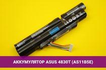 Аккумулятор (батарея) для ноутбука Acer Aspire 4830T (AS11B5E) 4400mAh 48Wh 11.1V | 020030