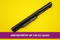 Аккумулятор (батарея) для ноутбука HP Compaq 240 (OA03) | 020047c
