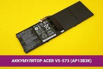 Аккумулятор (батарея) для ноутбука Acer Aspire V5-573 (AP13B3K) 3560mAh 53Wh 15V | 020060