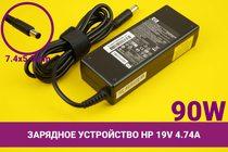 Зарядное устройство [блок питания] для ноутбука HP 19V 4.74A 90W 7.4x5.0mm с иглой | 030008