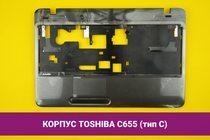 Корпус для ноутбука Toshiba C655 топкейс | 100029C