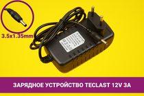 Зарядное устройство [блок питания] для ноутбука Teclast 12V 3A 36W 3.5x1.35mm | 030076t