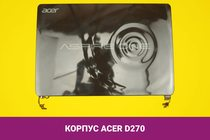 Корпус для ноутбука Acer Aspire One D270 крышка матрицы   108026a