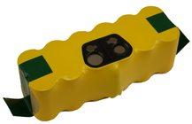 Аккумулятор (батарея) для робота-пылесоса iRobot Roomba 500, 600, 700, 800 серии [4419696] 14.4V 3500mAh | 021002