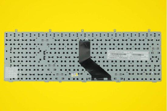 Клавиатура для ноутбука DNS W350 с рамкой б/у   019077