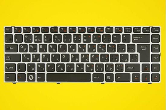 Клавиатура для ноутбука DNS QAT10   010040
