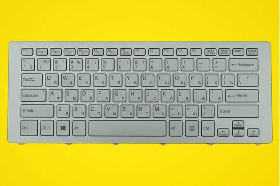 Клавиатура для ноутбука Sony Vaio SVF15N | 010102W