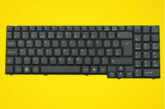 Клавиатура для ноутбука Packard Bell EasyNote MX35 английская   019075